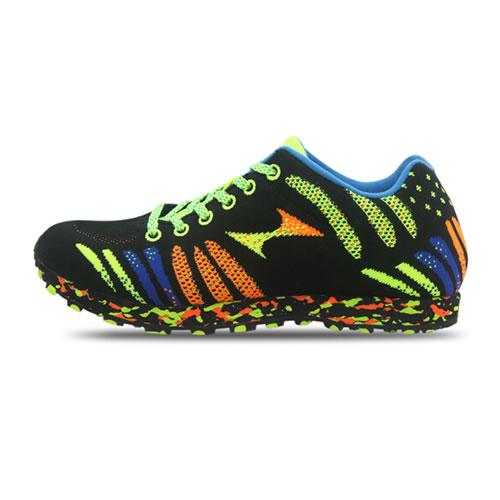 海尔斯655男女跑步鞋图1高清图片