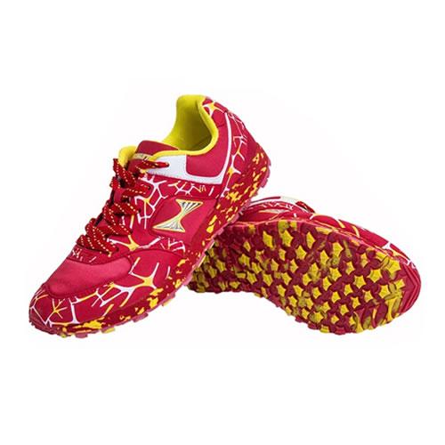 海尔斯699男女跑步鞋图5高清图片