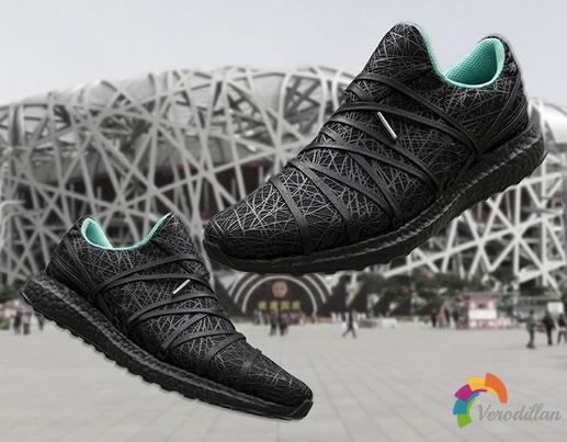 ADIDAS ULTRABOOST概念鞋款,以鸟巢为灵感