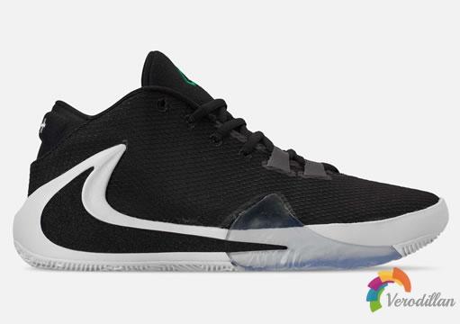 Nike Zoom Freak 1字母哥首款个人签名鞋谍照曝光