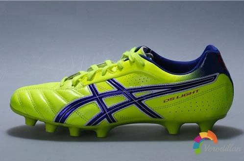 Asics DS Light 2014 FG测评,日系球鞋一贯血脉传统