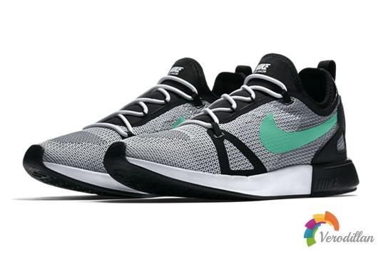 重塑80年代老经典:Nike Duel Racer White/Menta全新鞋款