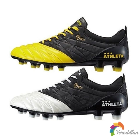 ATHLETA O-Rei Futebol T001足球鞋迎来发售