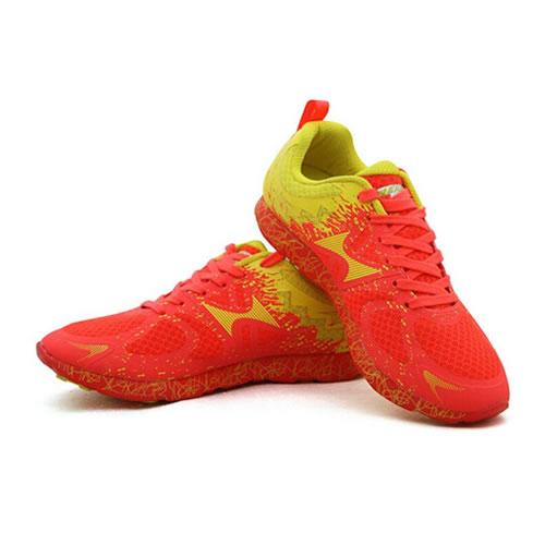 海尔斯796男女马拉松跑鞋图4高清图片