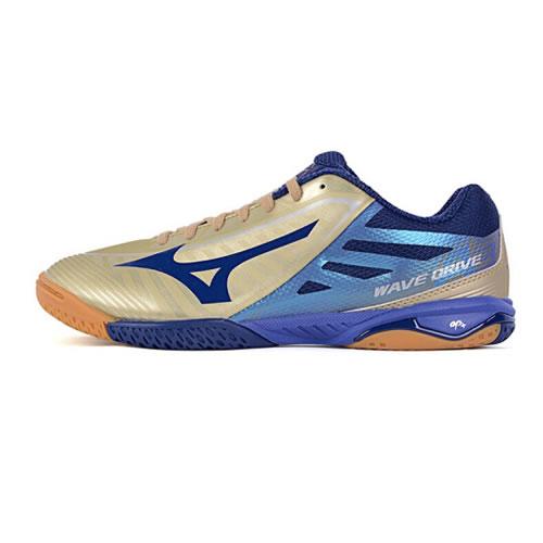 美津浓81GA150099 WAVE DRIVE A3男女乒乓球鞋