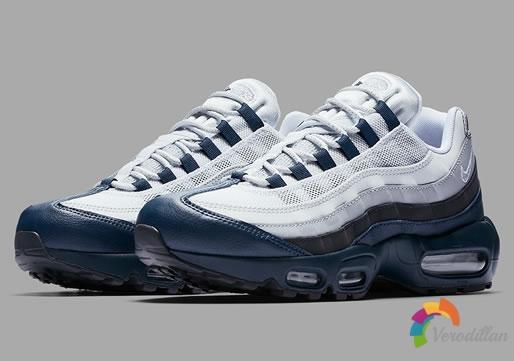 跑鞋也有棒球魂:NIKE AIR MAX 95 YANKEES新配色