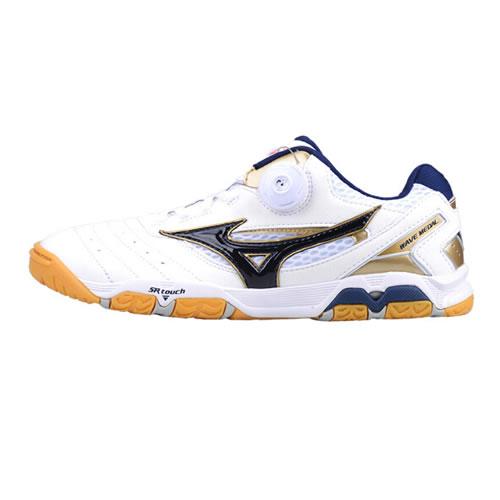 美津浓81GA151214 WAVE MEDAL SP3男女乒乓球鞋