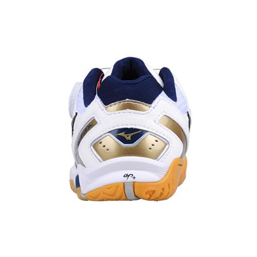 美津浓81GA151214 WAVE MEDAL SP3男女乒乓球鞋图2高清图片