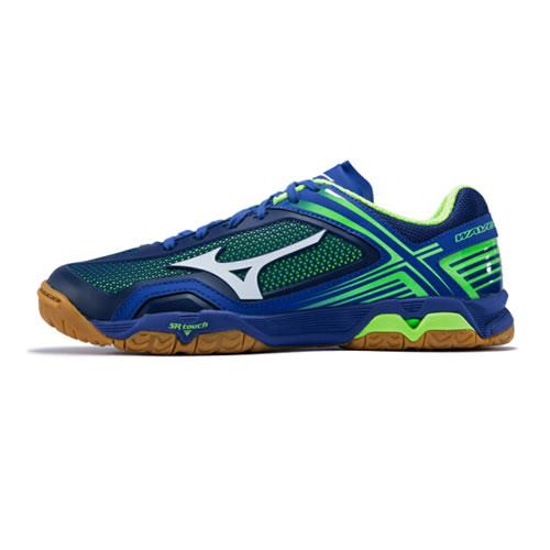 美津浓81GA171001 WAVE MEDAL Z男女乒乓球鞋