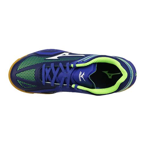 美津浓81GA171001 WAVE MEDAL Z男女乒乓球鞋图4高清图片