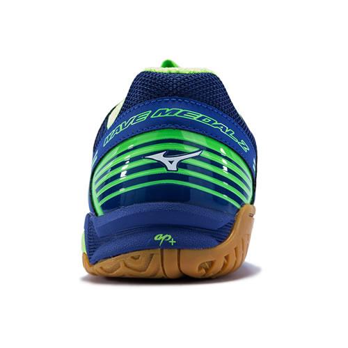 美津浓81GA171001 WAVE MEDAL Z男女乒乓球鞋图3高清图片