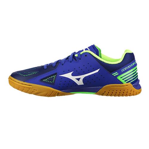 美津浓81GA171001 WAVE MEDAL Z男女乒乓球鞋图2高清图片