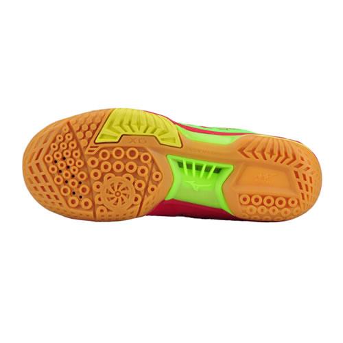 美津浓71GA170501 WAVE FANG RX2男女乒乓球鞋图4高清图片