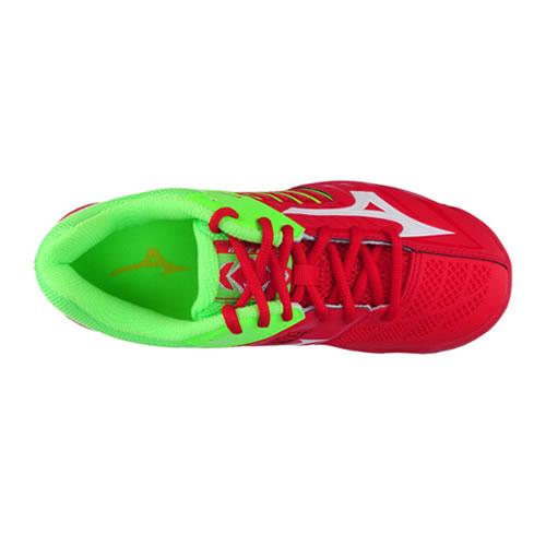 美津浓71GA170501 WAVE FANG RX2男女乒乓球鞋图3高清图片