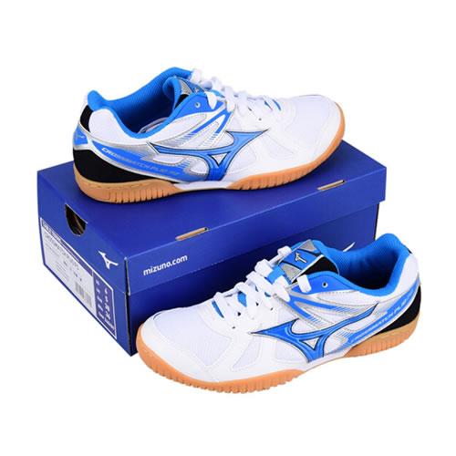 美津浓81GA183227 CROSSMATCH PLIO FS男女乒乓球鞋图5高清图片
