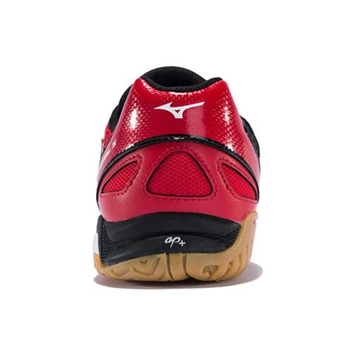 美津浓81GA151563 WAVE MEDAL 5男子乒乓球鞋图2高清图片