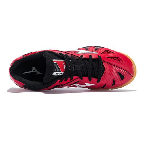 美津浓81GA151563 WAVE MEDAL 5男子乒乓球鞋图3高清图片