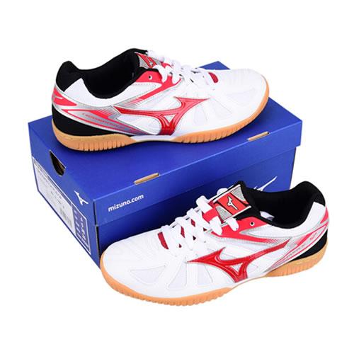 美津浓81GA183462 CROSSMATCH PLIO SP男女乒乓球鞋图5高清图片