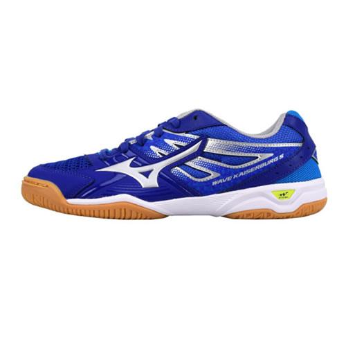 美津浓81GA182003 WAVE KAISERBURG 5男女乒乓球鞋