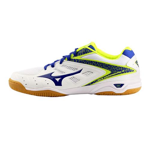 美津浓81GA162027 WAVE KAISERBURG 4男女乒乓球鞋
