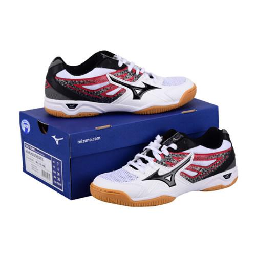 美津浓81GA182009 WAVE KAISERBURG 5男女乒乓球鞋图5高清图片