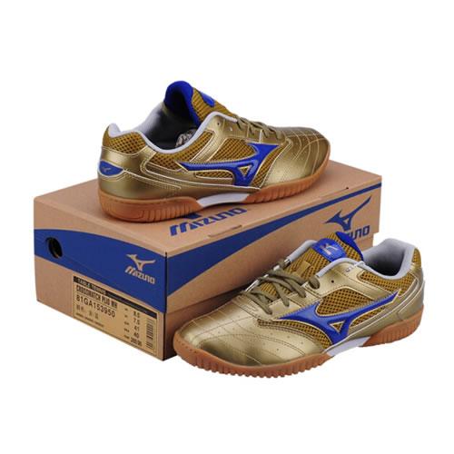 美津浓81GA153950 CROSSMATCH PLIO WH男女乒乓球鞋图5高清图片