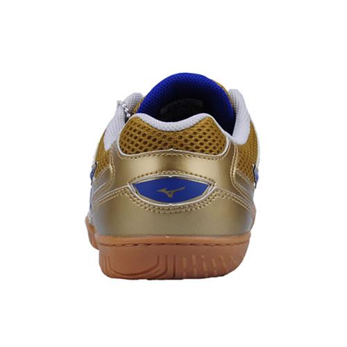 美津浓81GA153950 CROSSMATCH PLIO WH男女乒乓球鞋图2高清图片