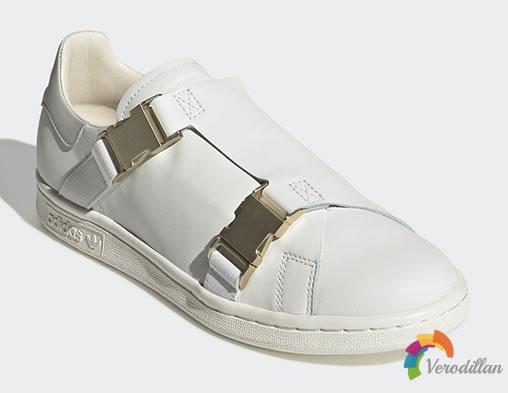 adidas发布Stan Smith Buckle安全扣款
