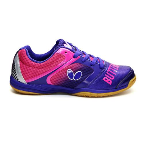 蝴蝶TBC-93610男女乒乓球鞋图2高清图片