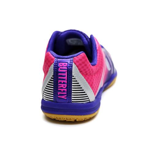 蝴蝶TBC-93610男女乒乓球鞋图3高清图片