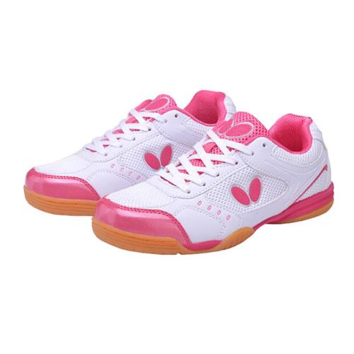 蝴蝶UTOP-5男女乒乓球鞋图4高清图片