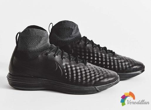Nike发布Lunar Magista II Flyknit Blackout全黑配色