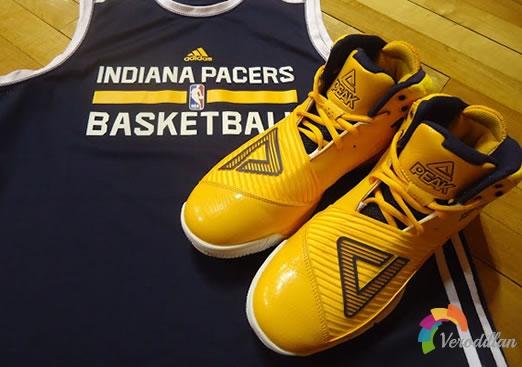 匹克(Peak)大三角GH3篮球鞋深度测评