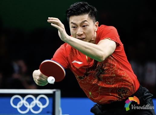 [乒乓教学]正手半出台球拉前冲弧圈球技术动作要领