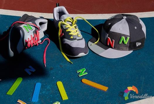 玩味夏日:New Balance携手New Era推出997H联名款