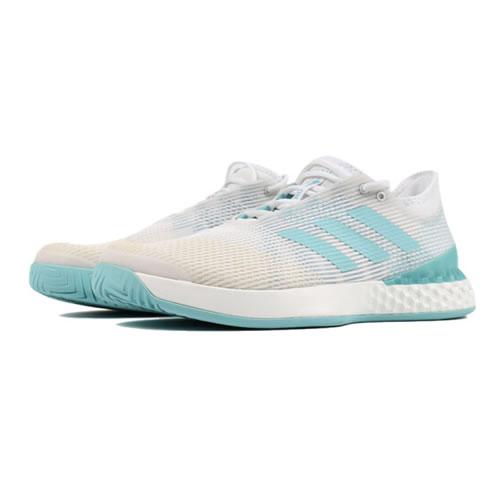 阿迪达斯CG6376 adizero ubersonic 3m x Parley男子网球鞋图6
