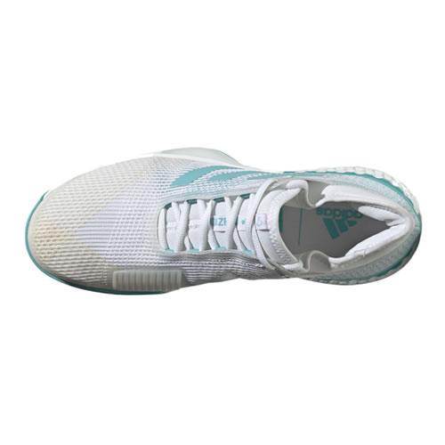 阿迪达斯CG6376 adizero ubersonic 3m x Parley男子网球鞋图4高清图片