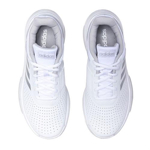阿迪达斯F36262 COURTSMASH女子网球鞋图4高清图片