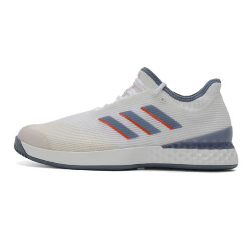阿迪达斯EF1152 adizero ubersonic 3 m男子网球鞋图1