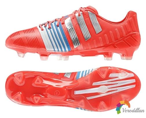 球鞋测评:adidas nitrocharge 1.0 FG狂战士2代性能解码