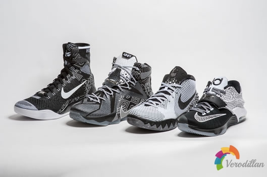 NIKE BHM COLLECTION 2015,莫忘历史迈步向前
