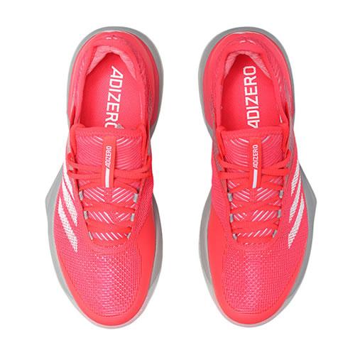 阿迪达斯CG6442 adizero ubersonic 3 w女子网球鞋图4