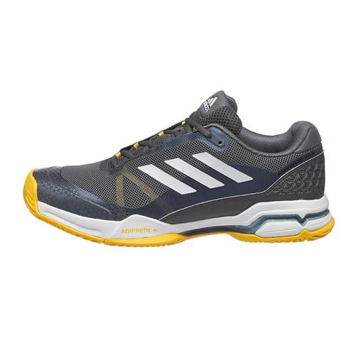 阿迪达斯BY1638 barricade club男子网球鞋