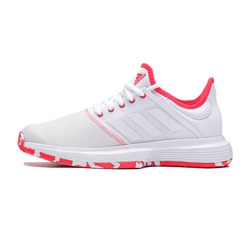 阿迪达斯F36720 GameCourt W multicourt女子网球鞋