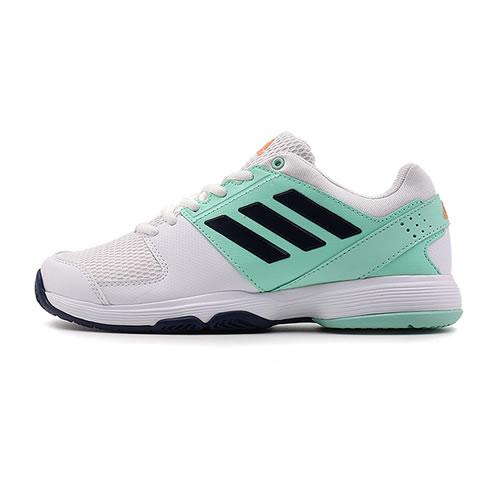 阿迪达斯BB4827 barricade court w女子网球鞋