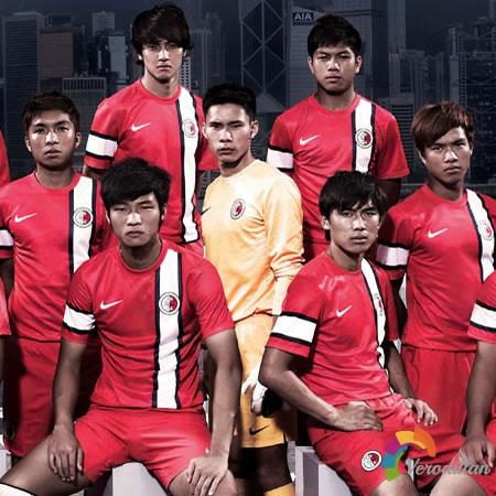 香港代表队2012/13赛季主场球衣发布