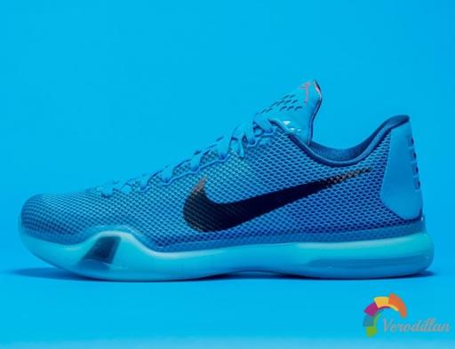 Nike Kobe X 5 AM,三大性能主轴坚定凌空飞跃决心