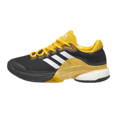 阿迪达斯CG3087 Barricade 2017 boost男子网球鞋