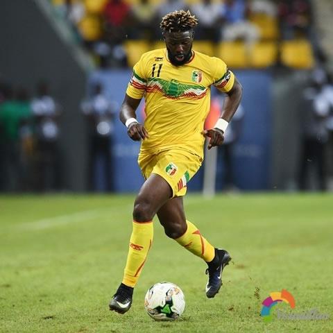 [设计鉴赏]马里2017年非洲杯主客场球衣