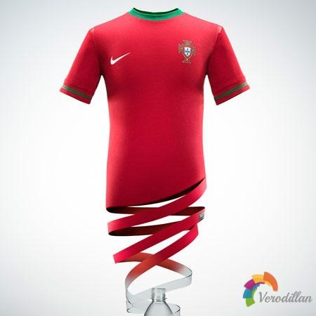 耐克推出葡萄牙国家队2012/13赛季主场球衣